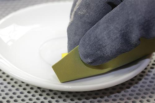 KGS Flexis CV sheet YE400 Porcelain Tableware