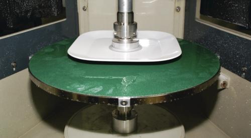 Porcelain large diamond disc Lippert machine