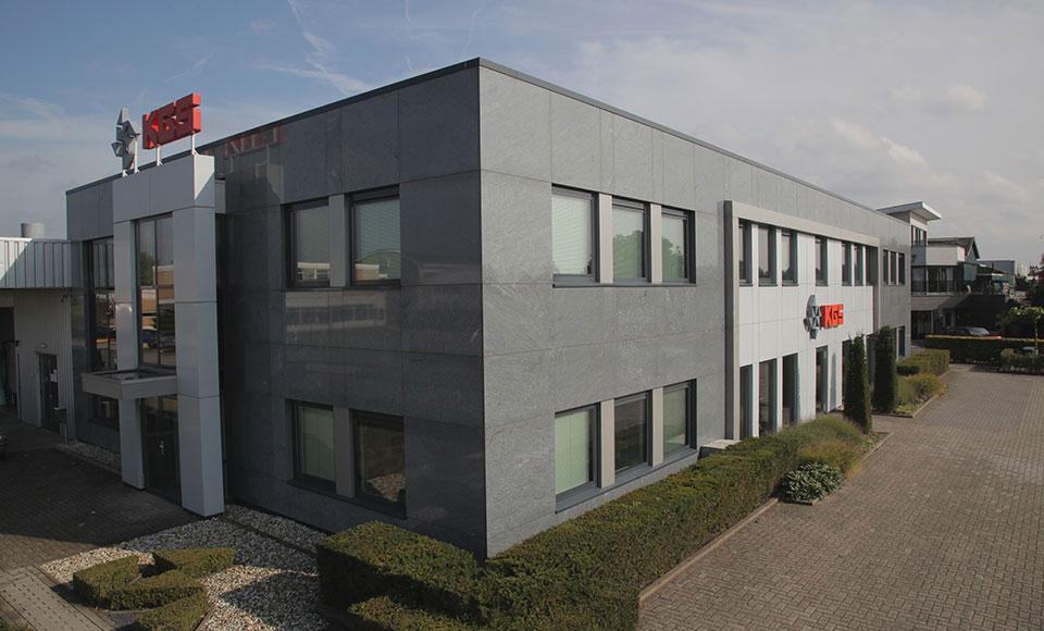 KGS INTERNATIONAL Building