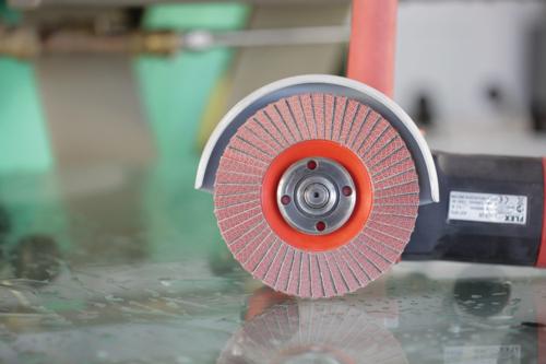 Hybrid Diamond Flap Disc