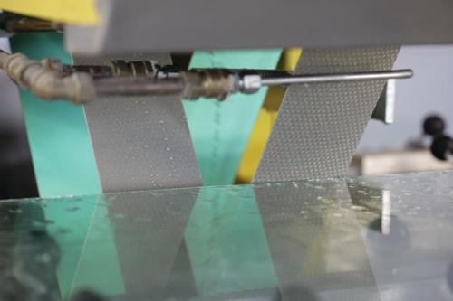 Glass Stand Alone Grinding Machine