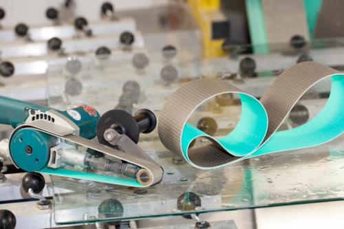 Glass Telum belts
