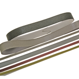 Strong Flexible Belts for Ceramics